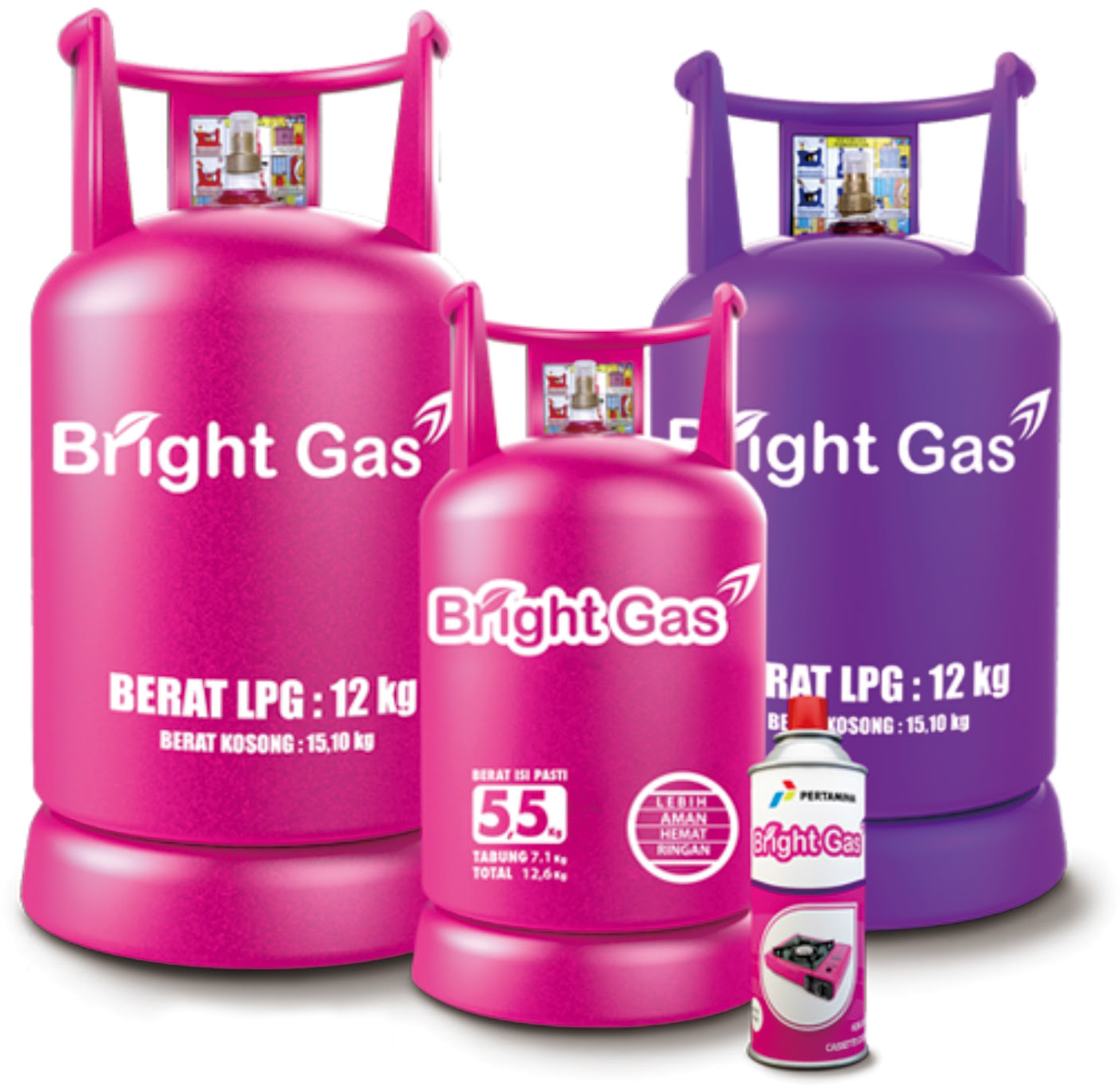 Bright Gas All